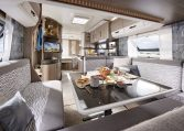 Hobby 720 WQC Prestige model 2022 interieur binnenkant cannenburg6