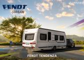 Fendt Tendenza buitenkant caravan