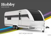 Hobby MAXIA 660 WQM MAXIA model 2022 Cannenburg Front buitenkant