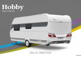 Hobby Prestige 560 FC model 2022 Cannenburg Back buitenkant