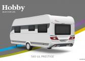 Hobby Prestige 560 UL model 2022 Cannenburg Back buitenkant