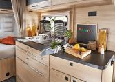 Caravelair Alba Style 430 modeljaar 2022 interieur 4