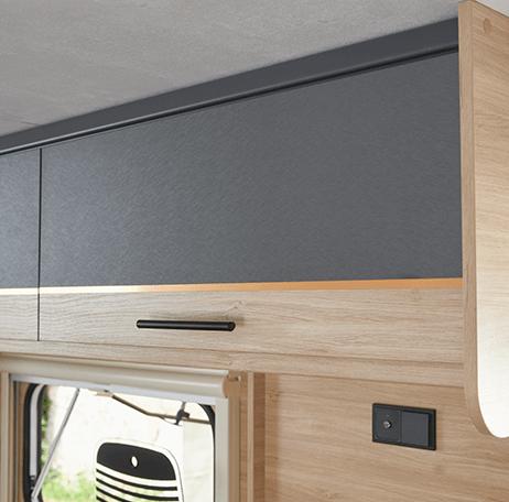 Caravelair Alba Style 430 modeljaar 2022 interieur 6