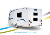 Exterieur back Alba Style 2022