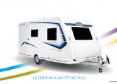 Exterieur front Alba Style 2022
