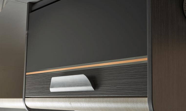 Caravelair Artica 492 modeljaar 2022 interieur 1
