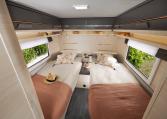 Caravelair Artica 542 modeljaar 2022 interieur 1